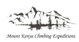 Mount Kenya Climbing Expeditions Logo - hiking mount kenya